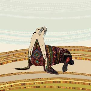 Sea Lion by Sharon Turner