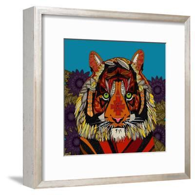 Tiger Chief Blue