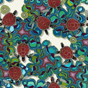 Turtle Reef by Sharon Turner