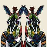Iguana Gold-Sharon Turner-Art Print