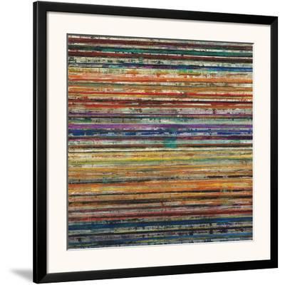 Shattered Earth-Hilario Gutierrez-Framed Art Print