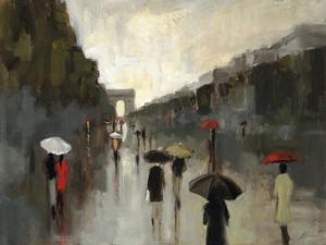 Boulevard Bustle by Shawn Mackey