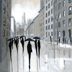 City Commute by Shawn Mackey