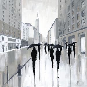City Hurry by Shawn Mackey