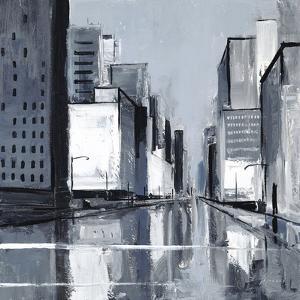 City Street by Shawn Mackey