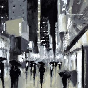 Downtown Evening by Shawn Mackey