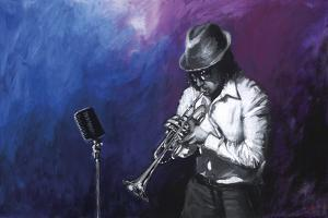 Jazz Hot II by Shawn Mackey