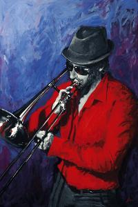 Jazz Passion II by Shawn Mackey