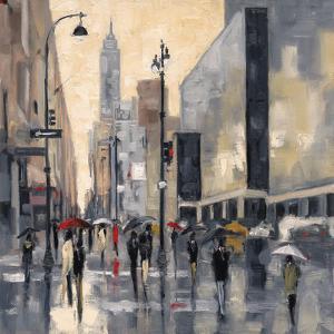 New York Showers by Shawn Mackey