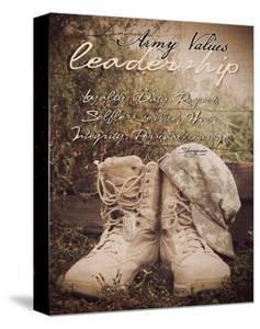 Army Values by Shawnda Craig