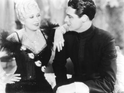 She Done Him Wrong, from Left: Mae West, Cary Grant, 1933--Photo