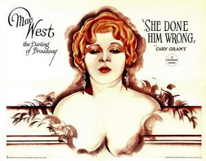 She Done Him Wrong, Mae West, 1933