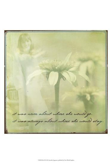 She II-Jennifer Jorgensen-Art Print