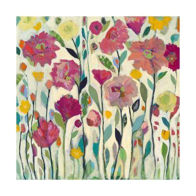 She Lived in Full Bloom-Carrie Schmitt-Giclee Print