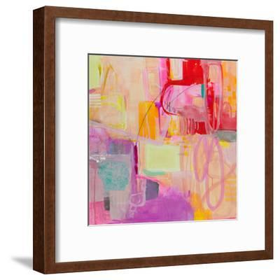 She Saw a Light at the End of the Tunnel But Wondered if She Was Ready to Go-Jaime Derringer-Framed Giclee Print