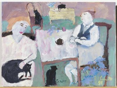 She Wasn't a Cat Person, 2009-Susan Bower-Giclee Print