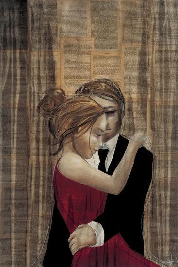 She Will Tear You Up-Kc Haxton-Art Print
