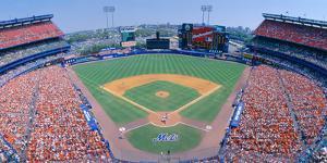 Shea Stadium, Ny Mets V. Sf Giants, New York