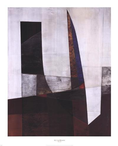 Shear II-Matias Duarte-Art Print