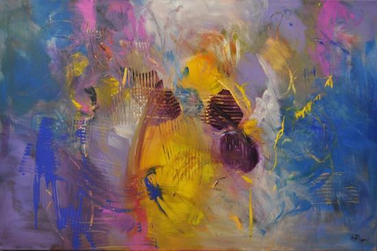 Shedding Light on the Subject-Aleta Pippin-Giclee Print