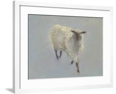 Sheep Strut II--Framed Art Print