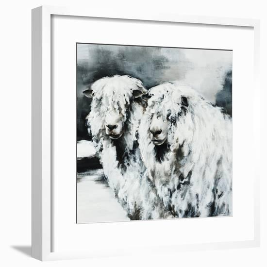 Sheepish-Sydney Edmunds-Framed Giclee Print