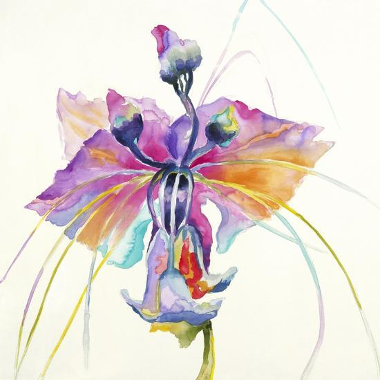 Sheer Beauty V-Liz Jardine-Art Print