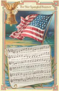 Sheet Music for the Star-Spangled Banner