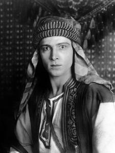 Sheik, Rudolph Valentino, 1921