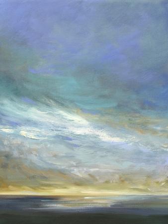 Coastal Clouds Triptych II