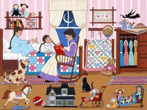 Bedtime Story by Sheila Lee