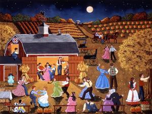 Harvest Moon Dance by Sheila Lee