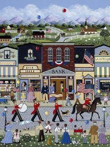 Home Town Parade by Sheila Lee