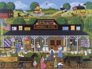 McKenna's General Store by Sheila Lee