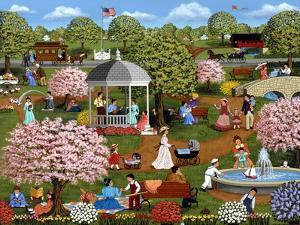 Mother's Day at the Park by Sheila Lee
