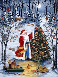 Northwoods Christmas by Sheila Lee