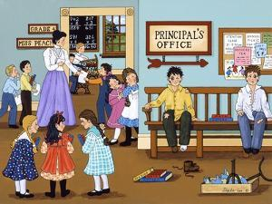 The Principal's Office by Sheila Lee
