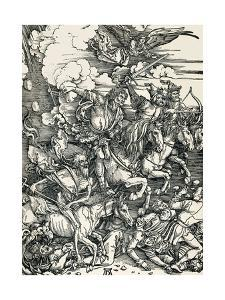 Four Horsemen of the Apocalypse by Sheila Terry