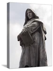Giordano Bruno, Italian Philosopher by Sheila Terry