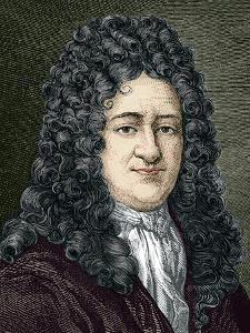 Gottfried Leibniz, German Mathematician by Sheila Terry