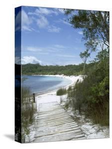 Lake Mckenzie, Fraser Island, Unesco World Heritage Site, Queensland, Australia by Sheila Terry