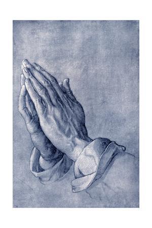 Praying Hands, Art by Durer