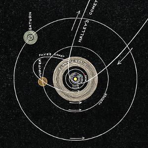 Solar System, 1893 by Sheila Terry