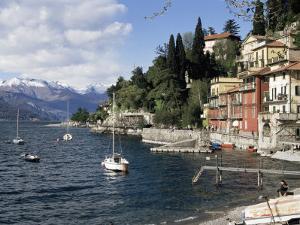 Varenna, Lake Como, Lombardy, Italian Lakes, Italy by Sheila Terry