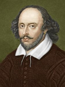 William Shakespeare, English Playwright by Sheila Terry