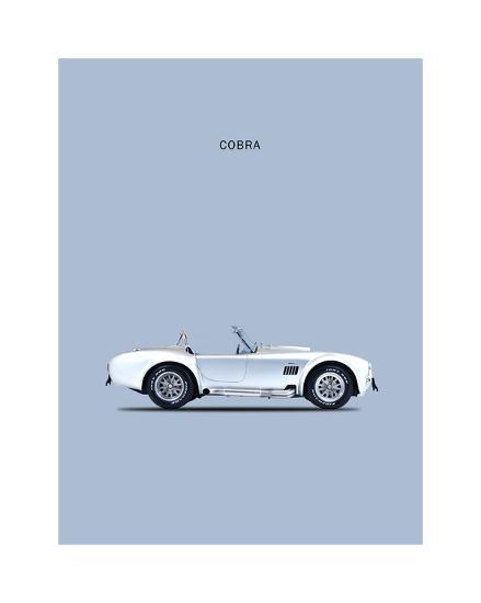 Shelby Cobra 65-Mark Rogan-Giclee Print