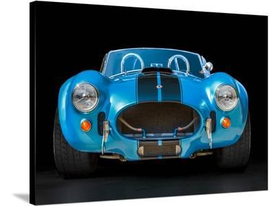 Shelby Cobra-Gasoline Images-Stretched Canvas Print