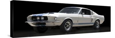 Shelby GT500-Gasoline Images-Stretched Canvas Print