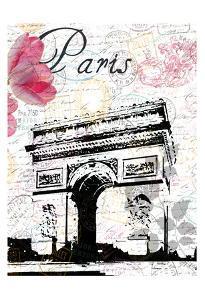 All Things Paris 3 by Sheldon Lewis