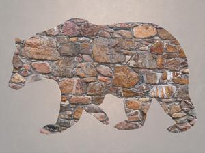 Bear Woods by Sheldon Lewis